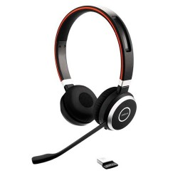 Auricular Jabra EVOLVE 65 biaural usb Bluetooth