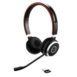Auricular Jabra EVOLVE 65 biaural usb Bluetooth