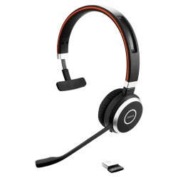 Auricular Jabra EVOLVE 65 Mono usb MS Bluetooth