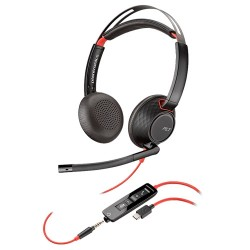 Auricular Plantronics Blackwire 5220 Usb C