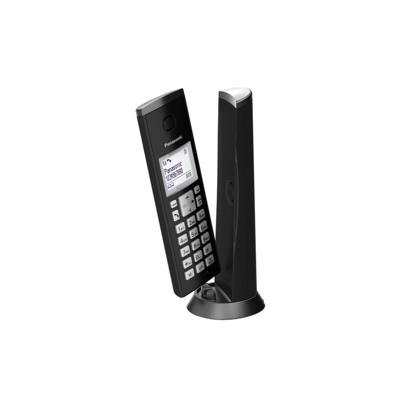 Inalambrico dect Panasonic TGK210 NEGRO