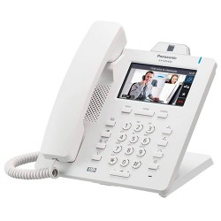 Terminal SIP Video Panasonic KX HDV430 color Blanco