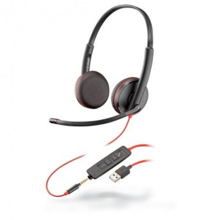 Plantronics BLACKWIRE ,C3225 USB A