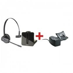 Auricular Inalambrico Plantronics CS540 sin descolgador