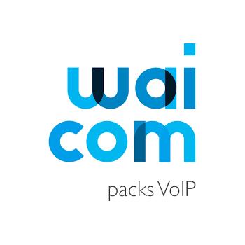 Pack VoIP sin conexión 8MI