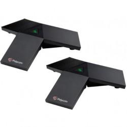 Mini auriculares mono con soporte y almohadilla flexible para radio y usos generales