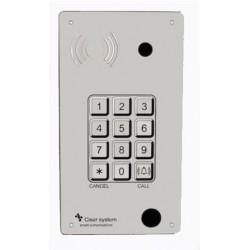 Portero Panphone IP-SIP 4241i Antivandalico Empotrar