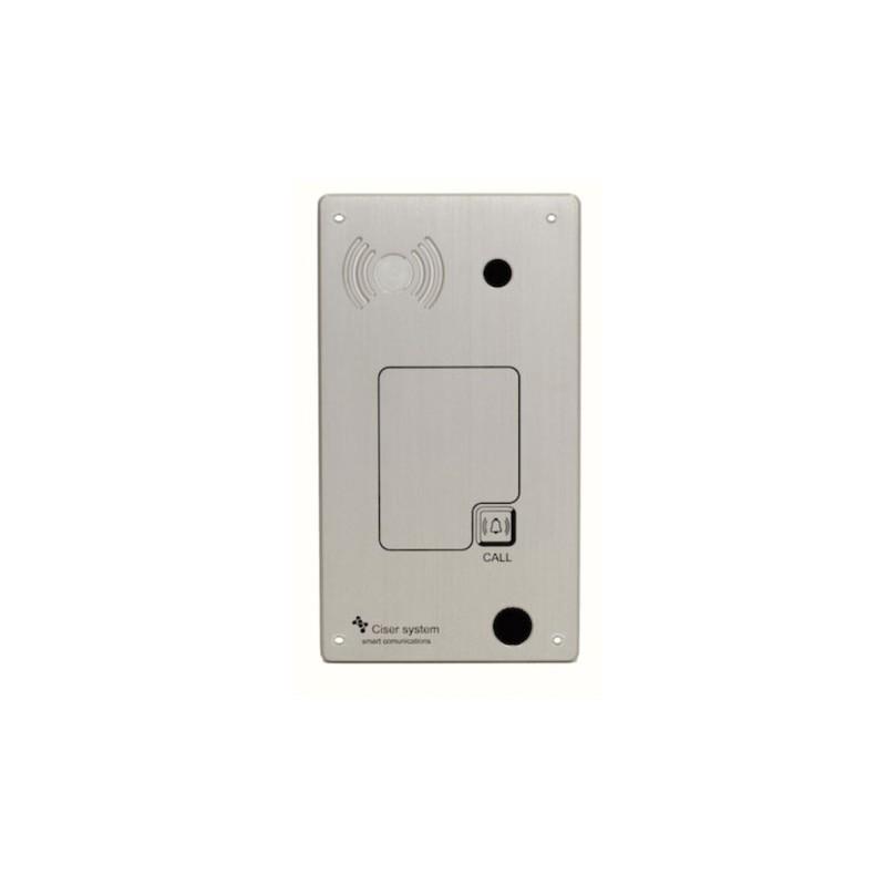 Portero Panphone IP-SIP 4244 Antivandalico Empotrar