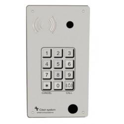Portero Panphone GSM 4043 Antivandalico Empotrar