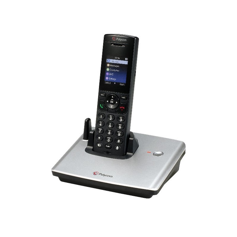 Microtelefono Panasonic para kx-ts500 y kx-ts580 negro