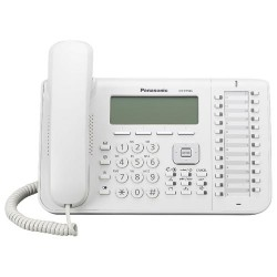 Telefono digital Panasonic DT546 blanco