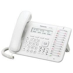 Telefono digital Panasonic DT543 blanco