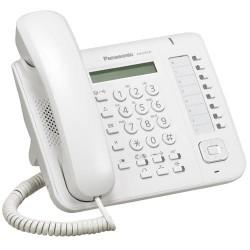 Telefono digital Panasonic DT521 blanco