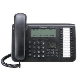 Telefono Panasonic IP propietario kx-nt546 negro