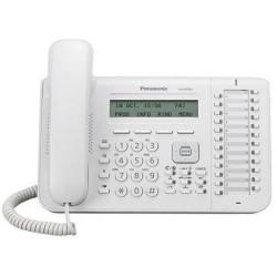Telefono Panasonic IP Propietario KX-NT543 blanco