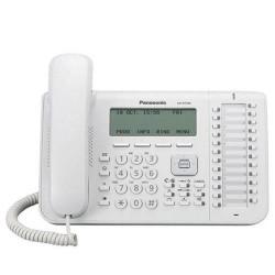Telefono Panasonic IP propietario kx-nt546 blanco