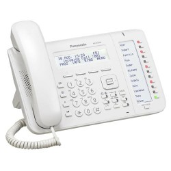 Telefono IP Panasonic NT553 Blanco
