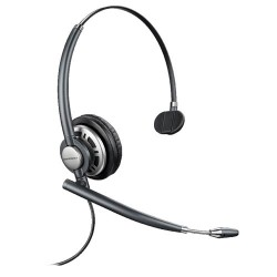 Auricular Monoaural Plantronics Encore Pro HW710 (Solo diadema) QD