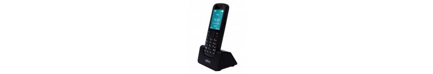 Telefonos GSM fijos e inalambricos para meterle tarjeta sim